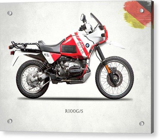 The R100gs Acrylic Print
