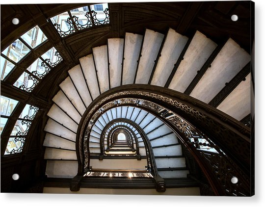 The Rookery - Chicago Acrylic Print