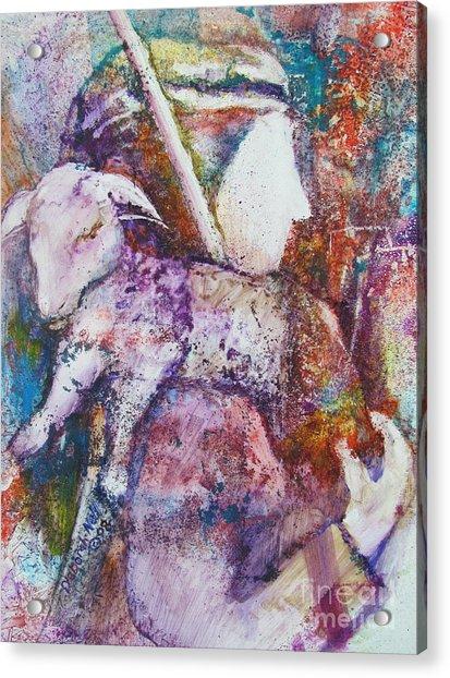 The Shepherd Acrylic Print