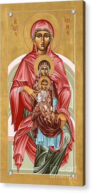 The Shrine Of St Anne 058 Acrylic Print