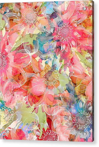 The Smell Of Spring Acrylic Print