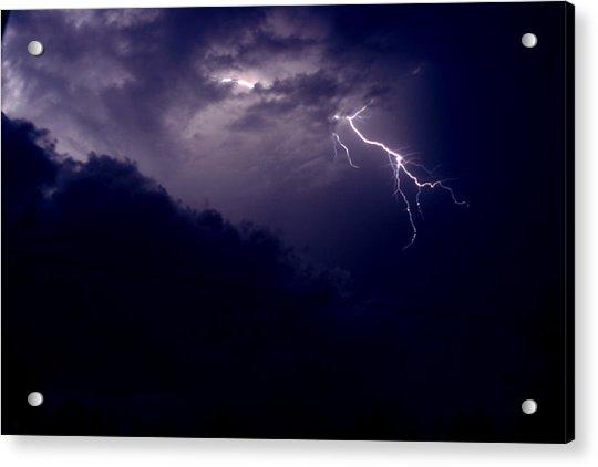 The Storm 1.3 Acrylic Print