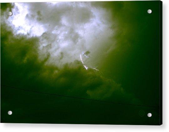 The Storm 2.7 Acrylic Print