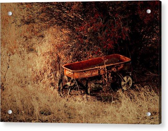 The Wagon Acrylic Print