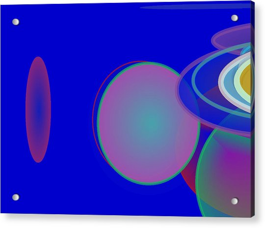 Acrylic Print featuring the digital art Ticker Usfd Created From Daily Parabolic Projections 4/24/2017 To 4/28/2017 - #2 by Stephen Coenen