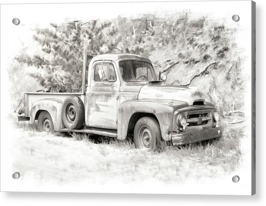 To Load Or Be Loaded Acrylic Print