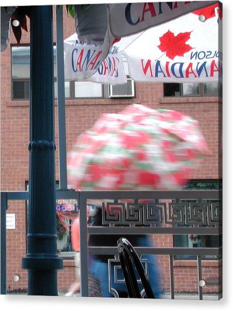 Toronto Afternoon Acrylic Print