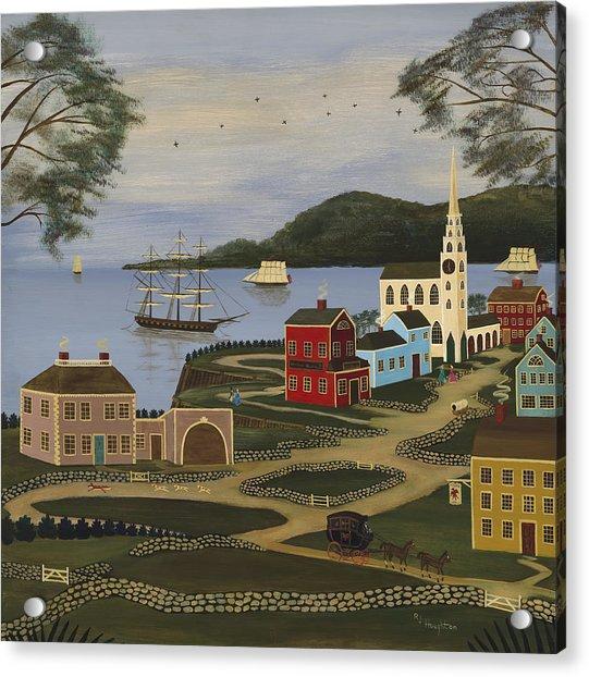 Township Acrylic Print