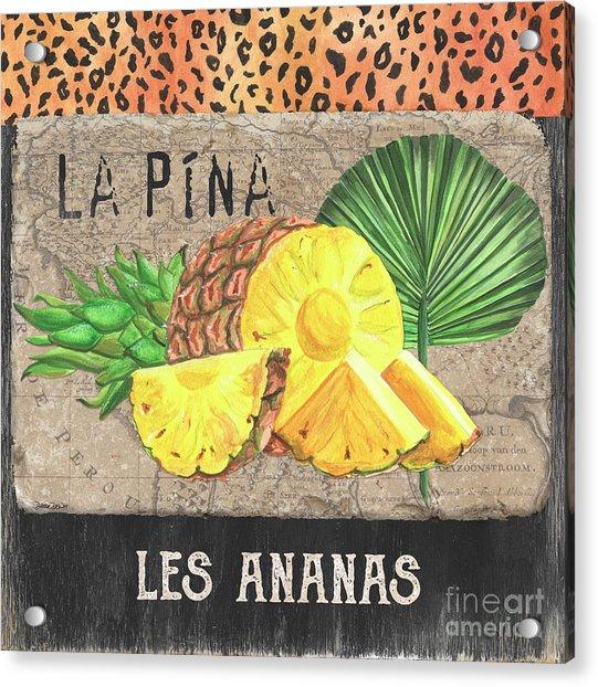Tropical Palms 5 Acrylic Print
