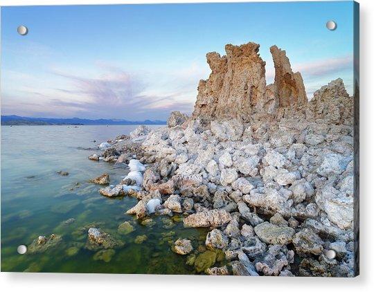 Mono Lake - Tufa Acrylic Print