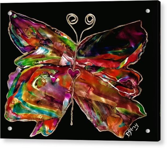 Tula Acrylic Print