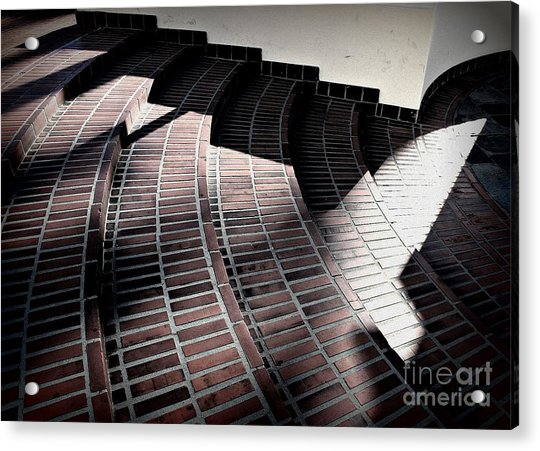 Union Steps Acrylic Print