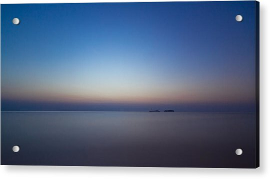 Waiting For A New Day Acrylic Print
