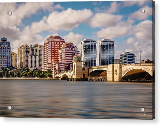 West Palm Beach 2015 Acrylic Print