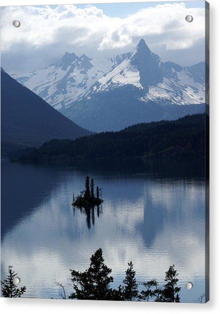 Wild Goose Island Acrylic Print