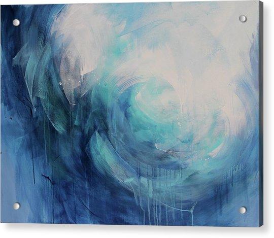 Wild Ocean Acrylic Print