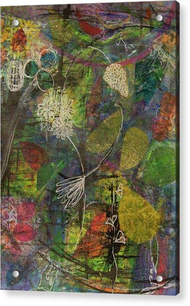 Wildflower Two Acrylic Print