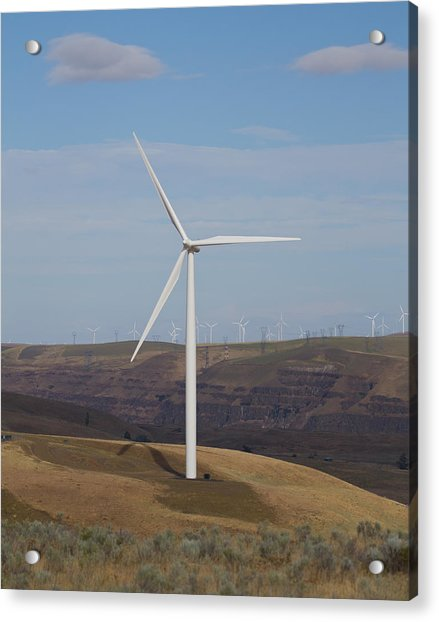 Wind Power 13 Acrylic Print