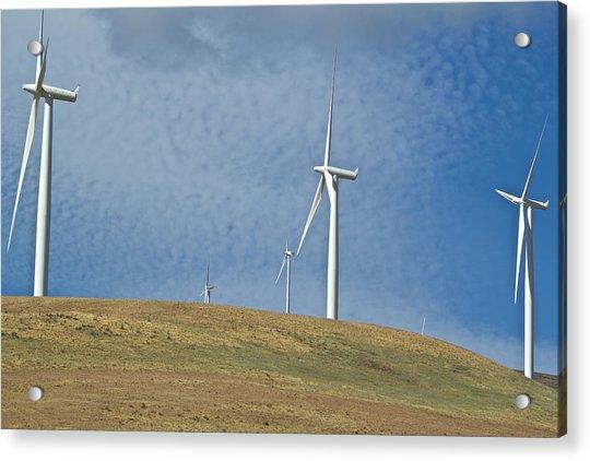 Wind Power 5 Acrylic Print
