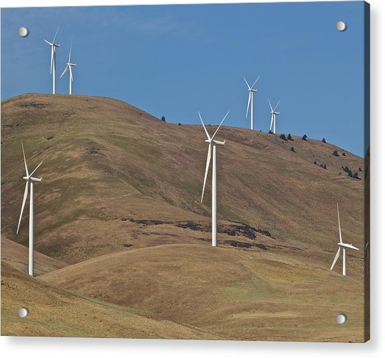 Wind Power 6 Acrylic Print