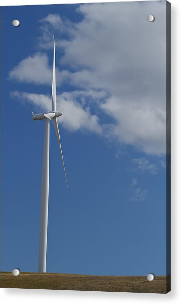 Wind Power 8 Acrylic Print