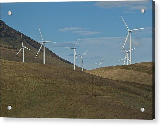 Wind Power 9 Acrylic Print