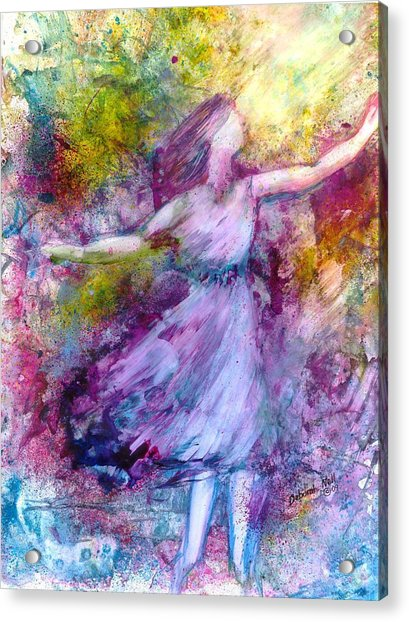 Wind-swept Acrylic Print
