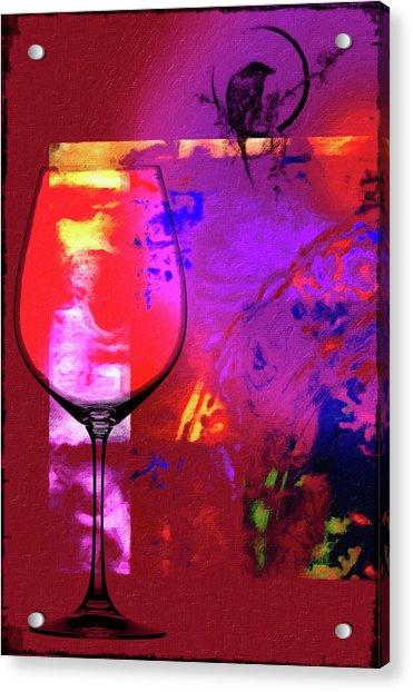 Wine Pairings 1 Acrylic Print