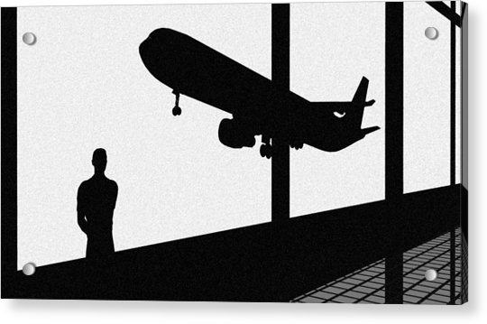 Wonder Of Flight Acrylic Print