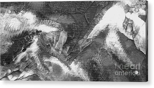 Zen Abstract A10115ajpg Acrylic Print