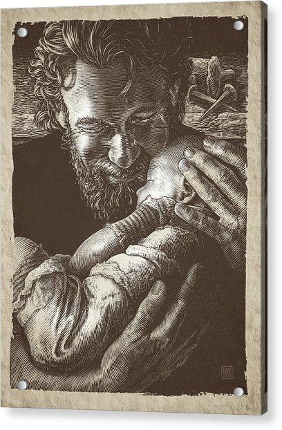 Joseph Acrylic Print