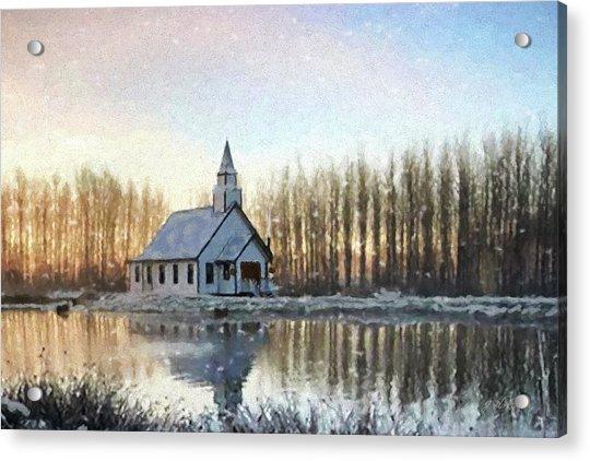 A Kind Heart - Hope Valley Art Acrylic Print