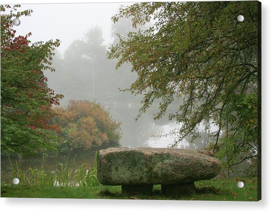 A Place Of Serenity Acrylic Print