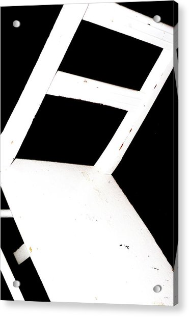 Abstract 1 / The Chair Project Acrylic Print