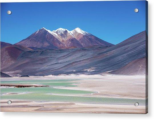 Altiplano View Acrylic Print