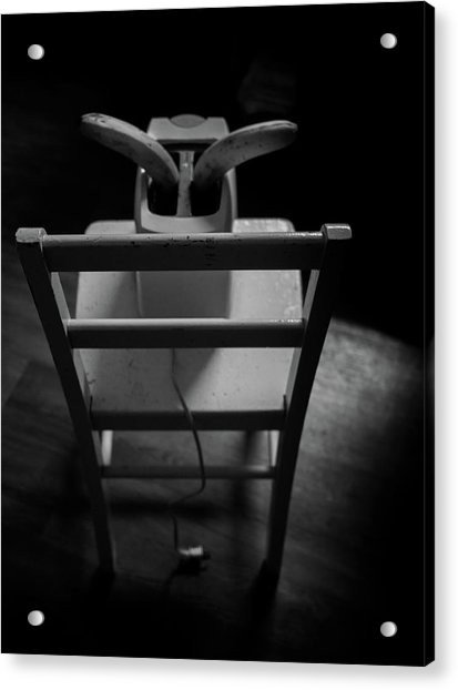 Whaaat / The Chair Project Acrylic Print