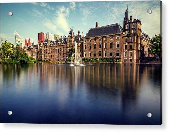 Binnenhof, The Hague Acrylic Print
