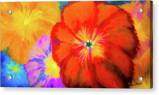 Bloom 2 Acrylic Print