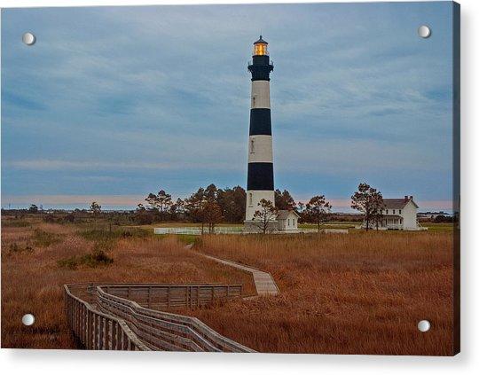 Bodie Island Lighthouse No. 4 Acrylic Print