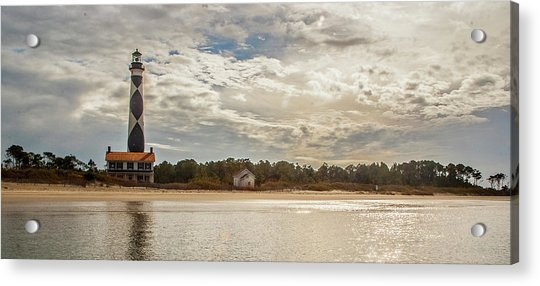 Cape Lookout Lighthouse No. 3 Acrylic Print
