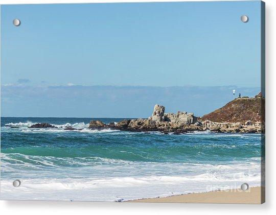 Carmel-by-the-sea Acrylic Print