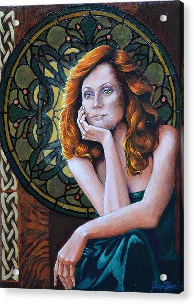 Celtic Dream Acrylic Print