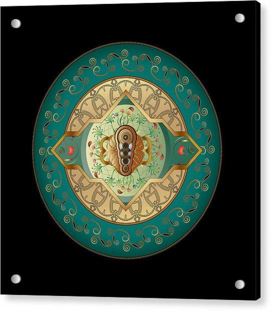 Circumplexical No 3838 Acrylic Print