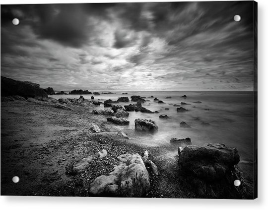 Coastal Light II Acrylic Print