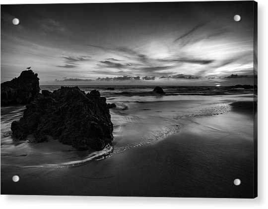 Coastal Light IIi Acrylic Print