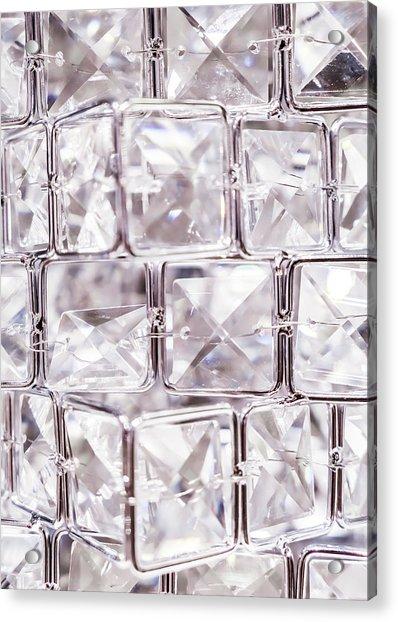 Crystal Bling IIi Acrylic Print