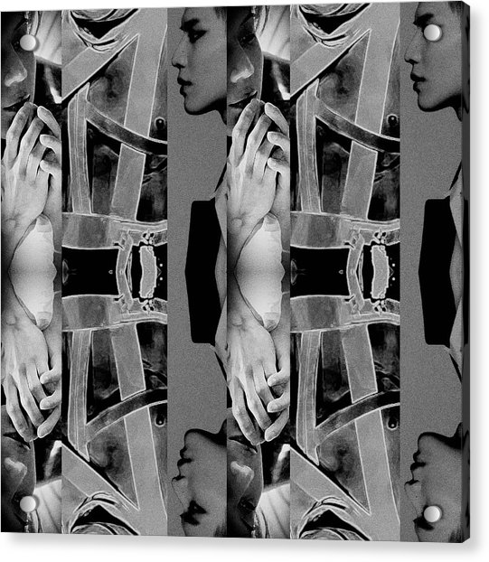 Dance It Acrylic Print