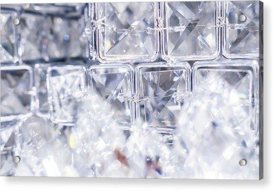Diamond Shine Iv Acrylic Print