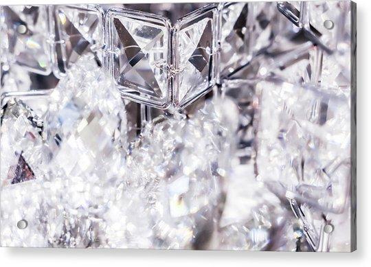 Diamond Shine V Acrylic Print