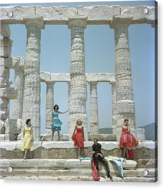 Dimitris Kritsas Acrylic Print